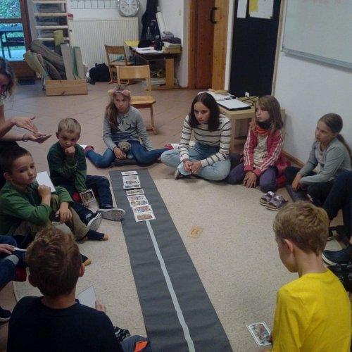 Bild zum Weblog Die ersten Schulwochen