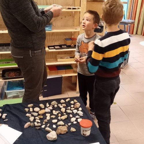 Bild zum Weblog Staunen über Steine