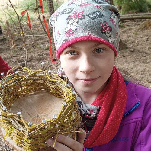 Bild zum Weblog Werken im Wald